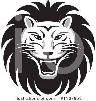 Lion Clipart #1107959 by Lal Perera