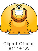 Lion Clipart #1114769 by Cory Thoman