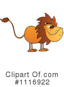 Lion Clipart #1116922 by Hit Toon