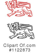 Lion Clipart #1122873 by Vector Tradition SM