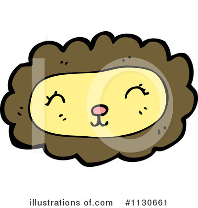 Lion Clipart #1130661 by lineartestpilot