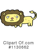 Lion Clipart #1130662 by lineartestpilot