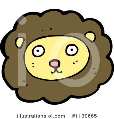 Lion Clipart #1130665 by lineartestpilot