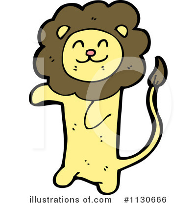 Lion Clipart #1130666 by lineartestpilot