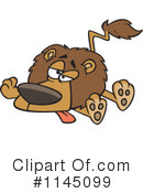 Royalty-Free (RF) Lion Clipart Illustration #1145099