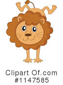 Lion Clipart #1147585 by Graphics RF