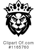 Lion Clipart #1165760 by Vector Tradition SM