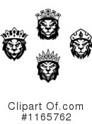 Lion Clipart #1165762 by Vector Tradition SM