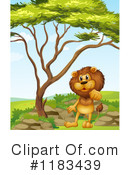 Lion Clipart #1183439 by Graphics RF