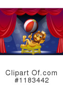 Lion Clipart #1183442 by Graphics RF