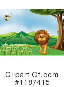 Lion Clipart #1187415 by Graphics RF