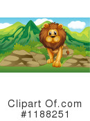 Lion Clipart #1188251 by Graphics RF