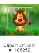 Lion Clipart #1188252 by Graphics RF