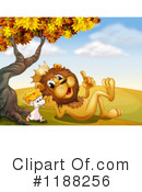 Lion Clipart #1188256 by Graphics RF