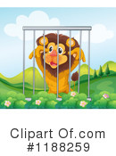 Lion Clipart #1188259 by Graphics RF