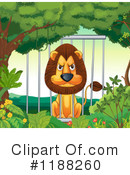 Lion Clipart #1188260 by Graphics RF