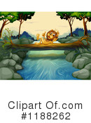Lion Clipart #1188262 by Graphics RF