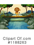 Lion Clipart #1188263 by Graphics RF