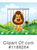 Lion Clipart #1188264 by Graphics RF