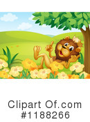 Lion Clipart #1188266 by Graphics RF