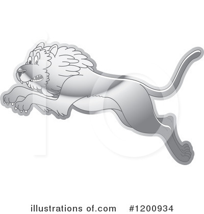 Lion Clipart #1200934 by Lal Perera