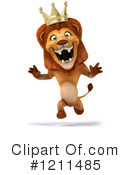 Lion Clipart #1211485 by Julos