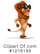 Lion Clipart #1216166 by Julos