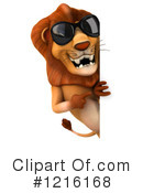 Lion Clipart #1216168 by Julos