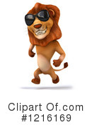 Lion Clipart #1216169 by Julos