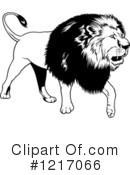 Lion Clipart #1217066 by dero