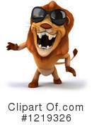 Lion Clipart #1219326 by Julos