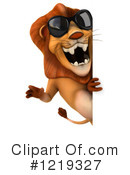 Lion Clipart #1219327 by Julos