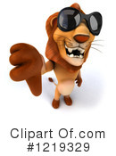 Lion Clipart #1219329 by Julos