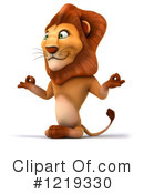 Lion Clipart #1219330 by Julos