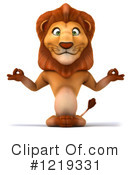 Lion Clipart #1219331 by Julos