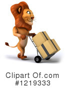 Lion Clipart #1219333 by Julos