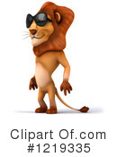 Lion Clipart #1219335 by Julos