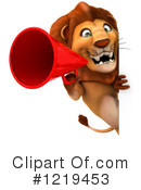 Lion Clipart #1219453 by Julos