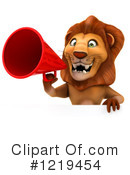 Lion Clipart #1219454 by Julos