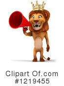 Lion Clipart #1219455 by Julos