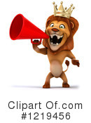 Lion Clipart #1219456 by Julos