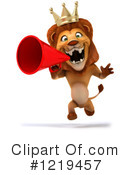 Lion Clipart #1219457 by Julos
