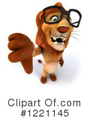 Lion Clipart #1221145 by Julos