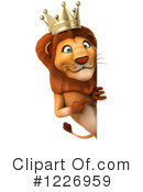 Lion Clipart #1226959 by Julos