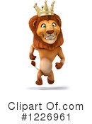 Lion Clipart #1226961 by Julos