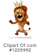Lion Clipart #1226962 by Julos