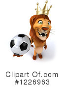 Lion Clipart #1226963 by Julos
