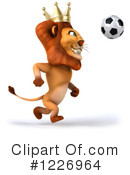 Lion Clipart #1226964 by Julos