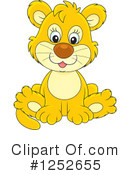 Lion Clipart #1252655 by Alex Bannykh