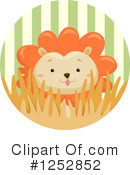 Lion Clipart #1252852 by BNP Design Studio
